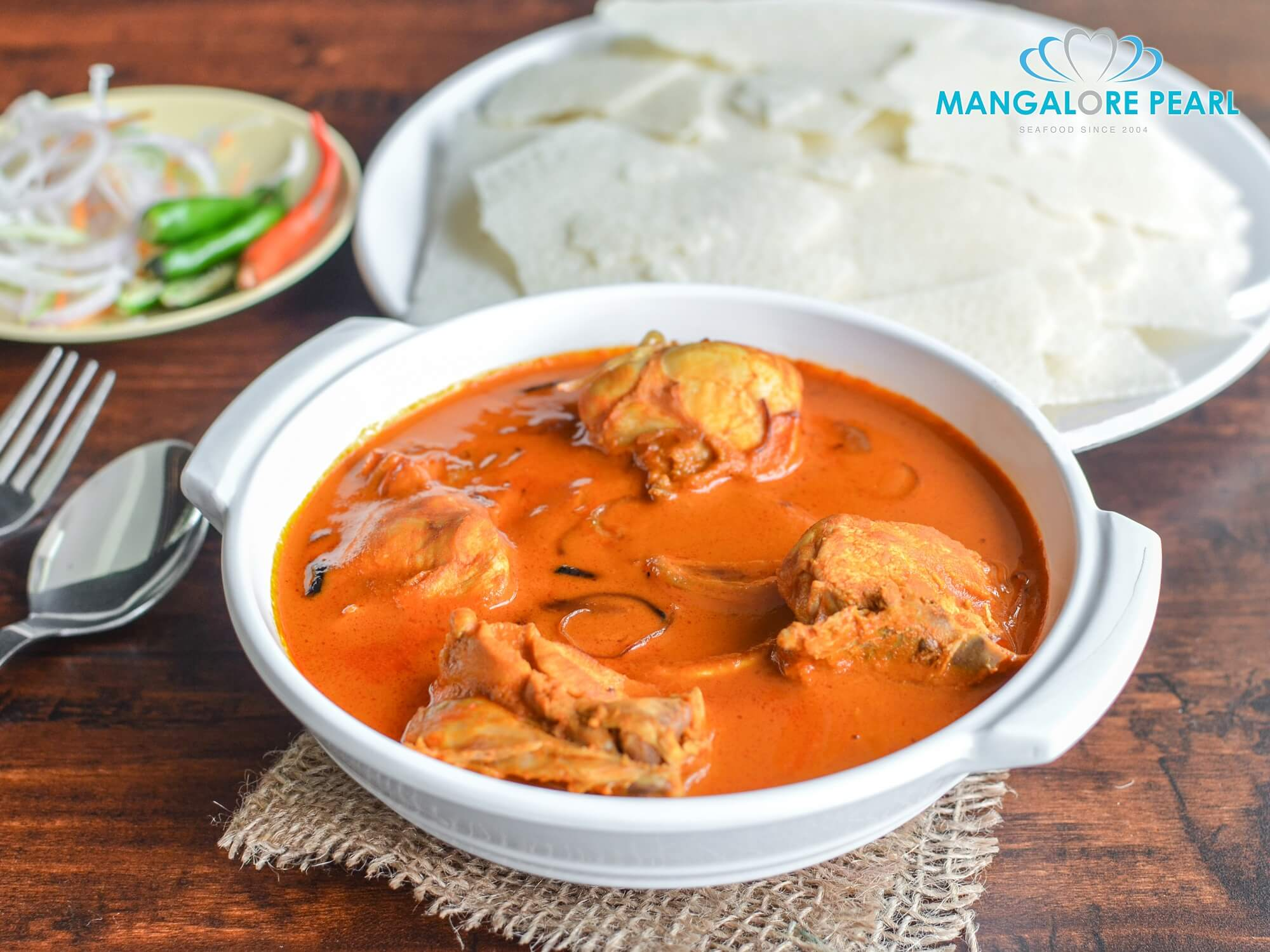 Chicken Kori Roti by Mangalore Pearl Restaurant Bengaluru