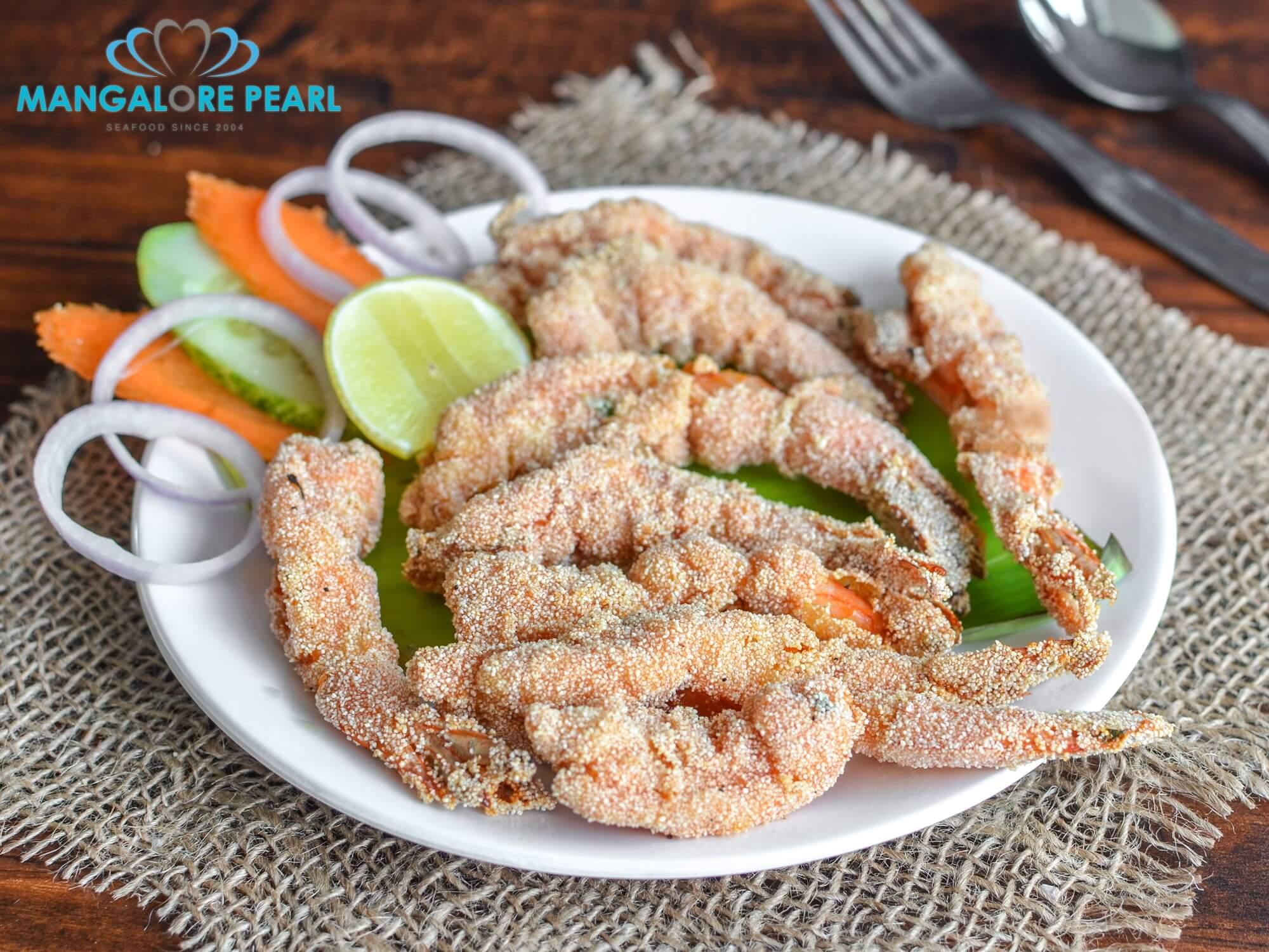 Prawn rava fry by Mangalore Pearl Restaurant Bengaluru